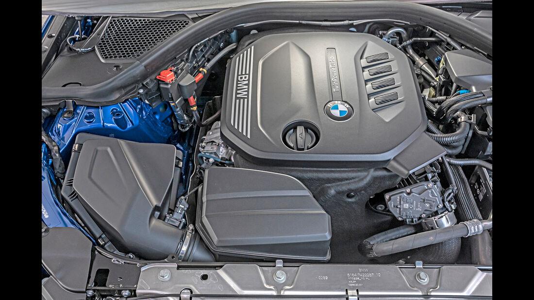 BMW 318d, Motor