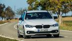 BMW 318d Touring Sport Line, Exterieur