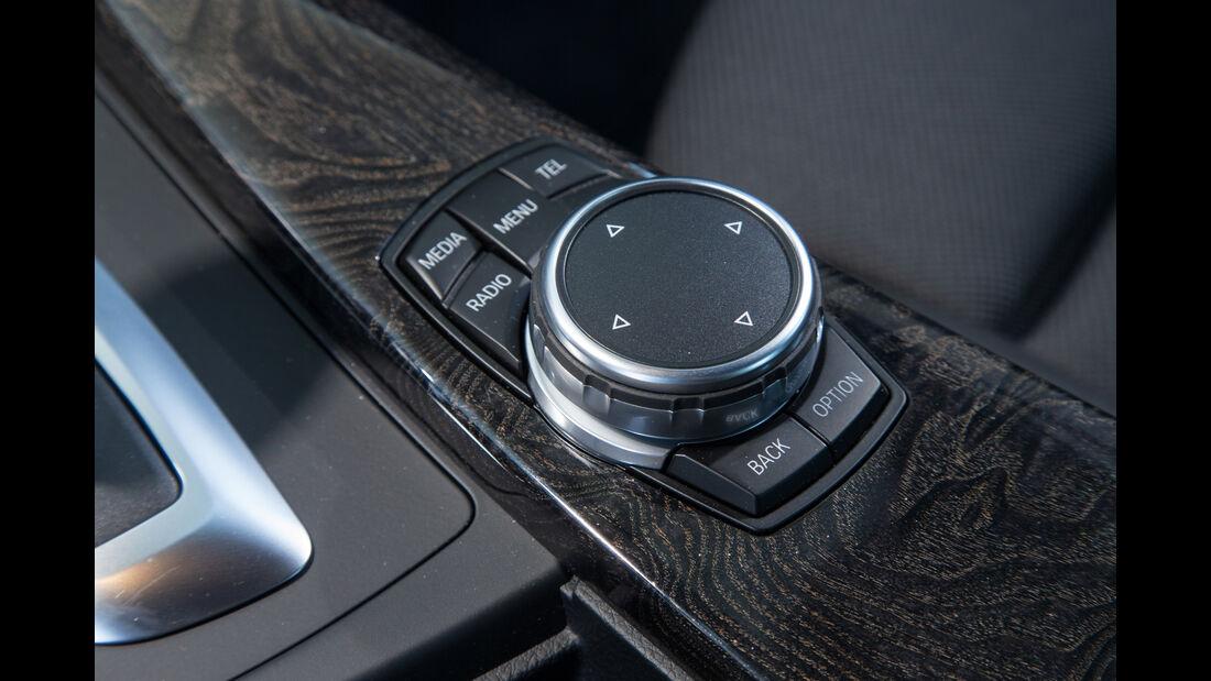 BMW 318i, Bedienelement