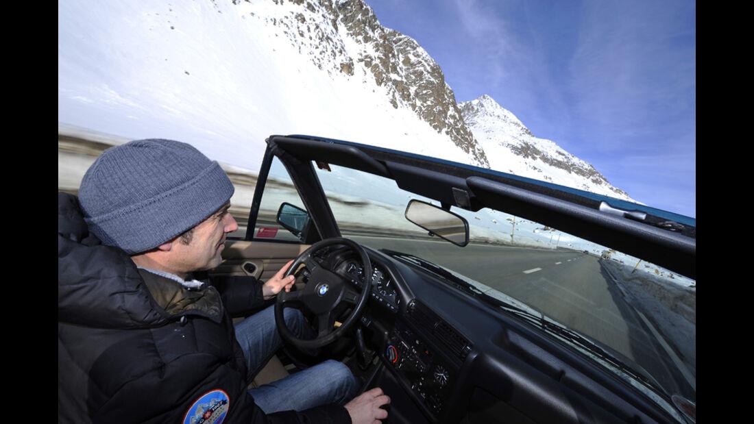 BMW 318i Cabriolet Armaturenbrett