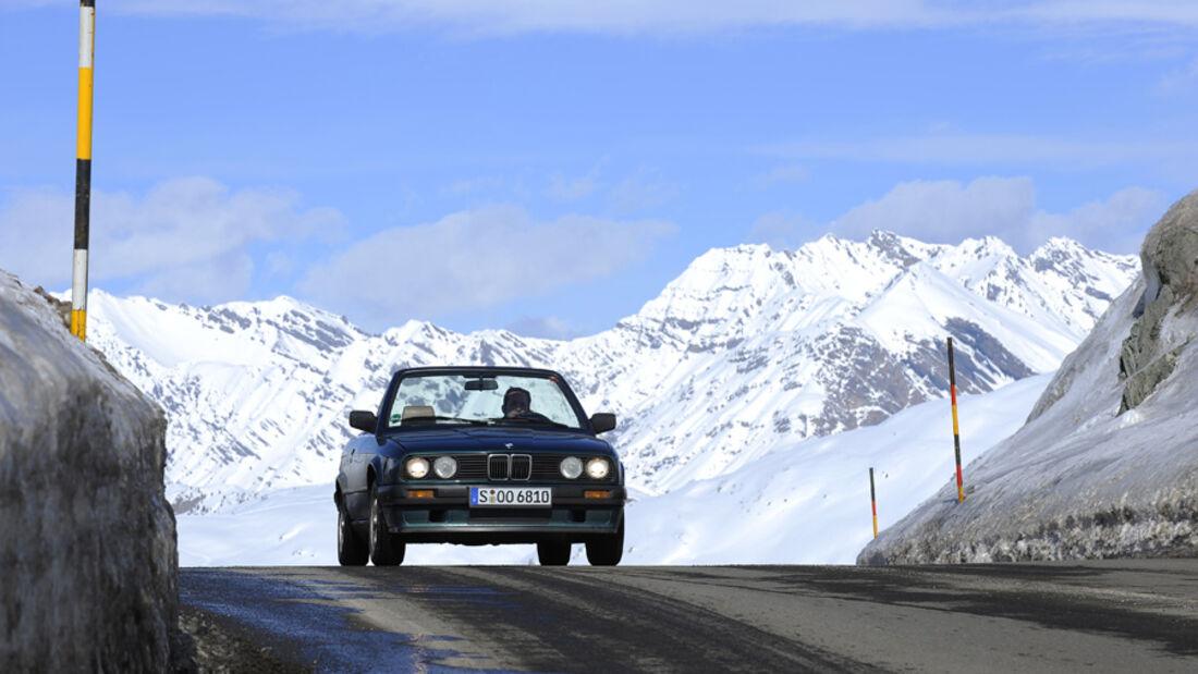 BMW 318i Cabriolet Frontansicht