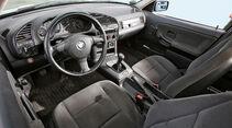 BMW 318i (E36), Cockpit