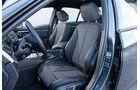 BMW 318i, Fahrersitz