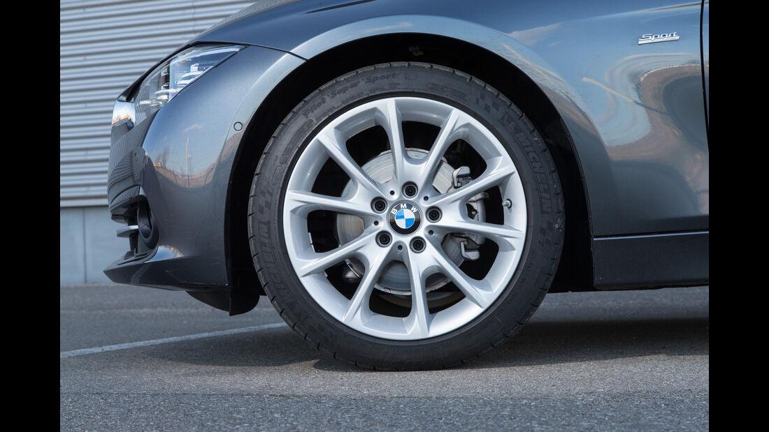 BMW 318i, Rad, Felge