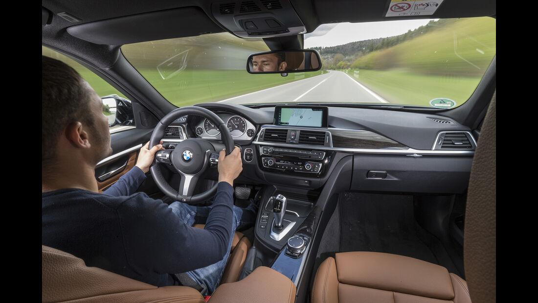 BMW 318i Touring Innenraum