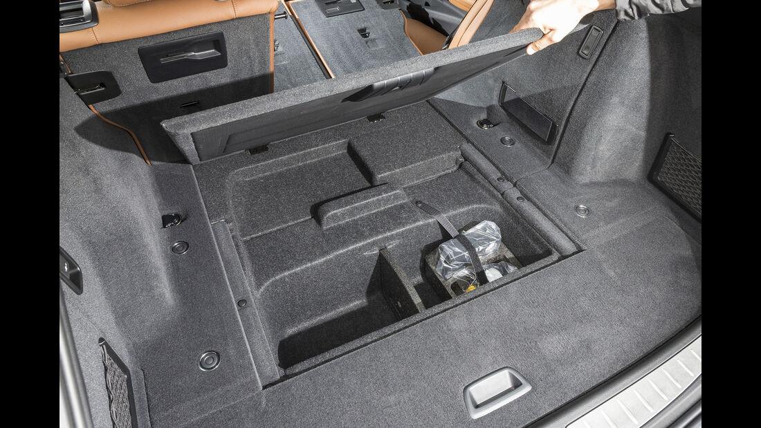BMW 318i Touring Kofferraum