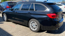 BMW 318i Touring Leasing Rückgabe Dekra Check