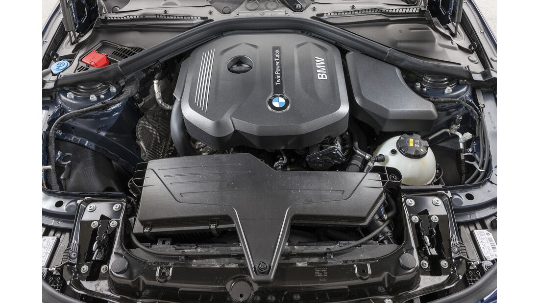 BMW 318i Touring Motor