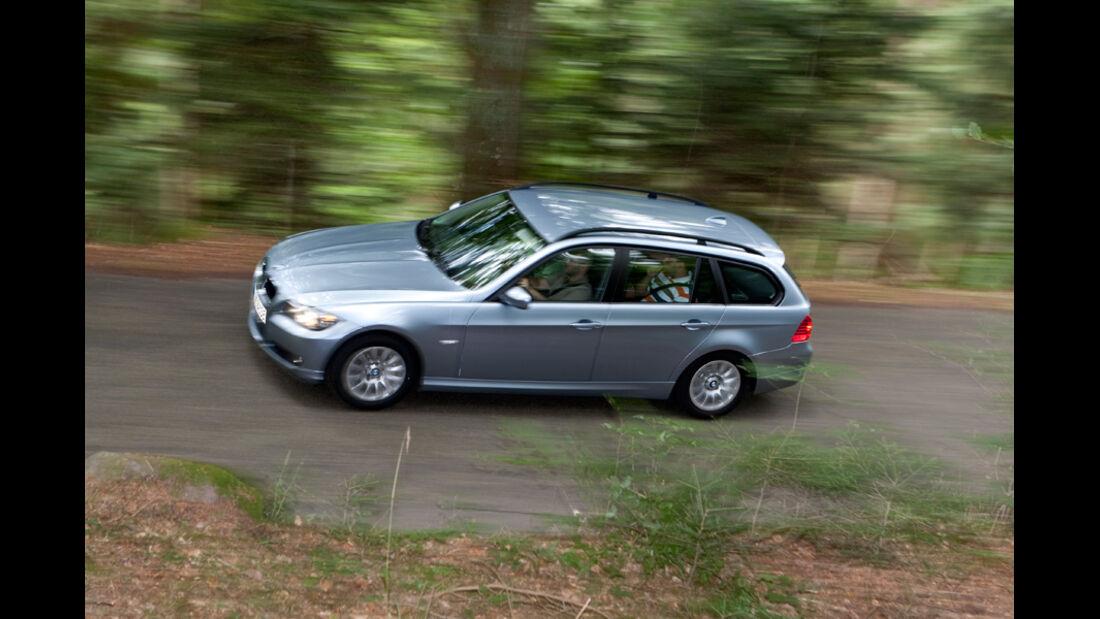 BMW 318i Touring, Seitenansicht