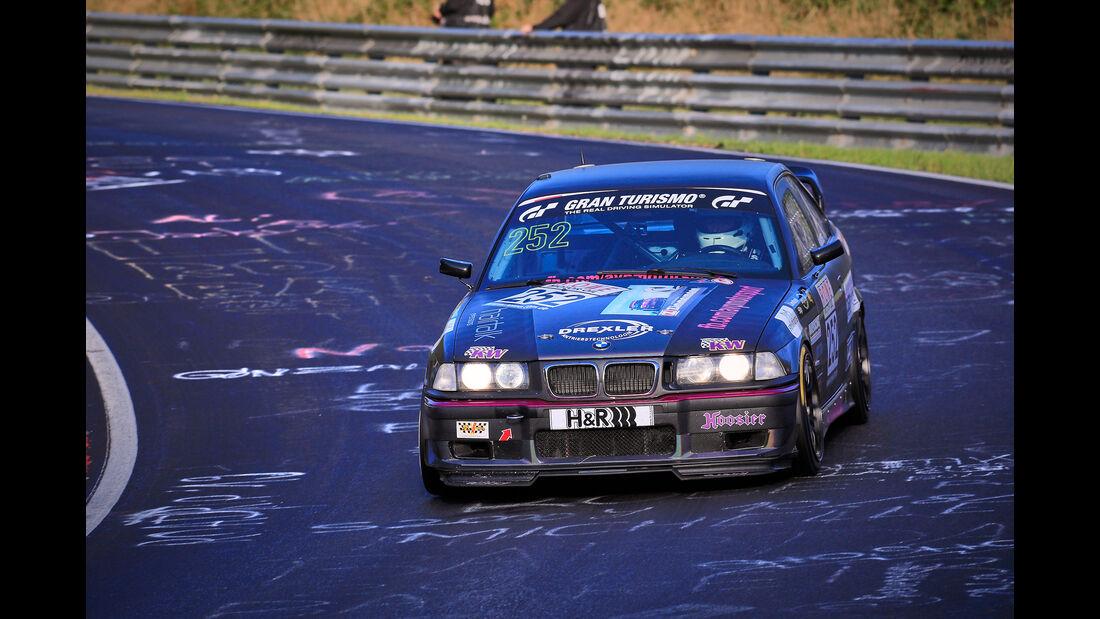 BMW 318iS - Startnummer #252 - SP4 - VLN 2019 - Langstreckenmeisterschaft - Nürburgring - Nordschleife