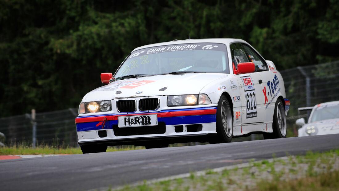 BMW 318iS - Startnummer #622 - H2 - NLS 2020 - Langstreckenmeisterschaft - Nürburgring - Nordschleife