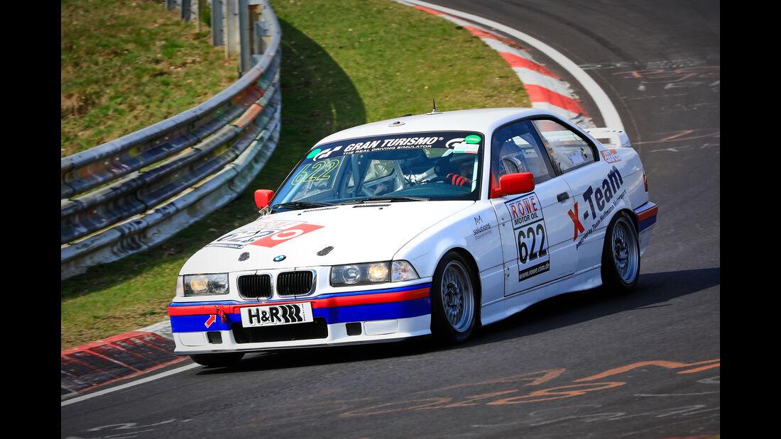 BMW 318is - Startnummer #622 - H2 - VLN 2019 - Langstreckenmeisterschaft - Nürburgring - Nordschleife
