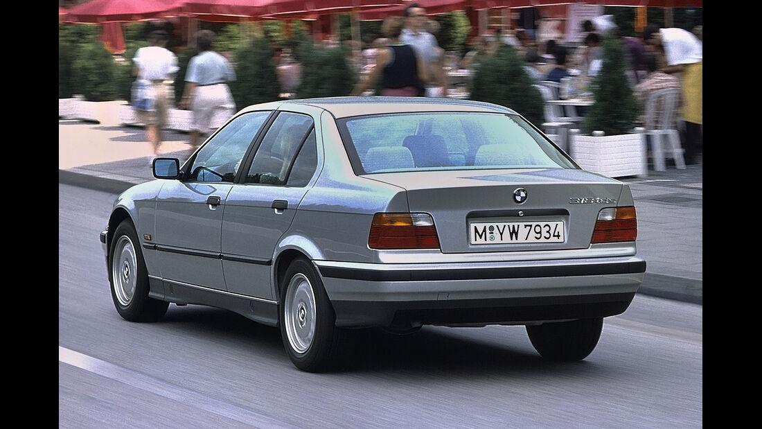 BMW 318tds, 30 Jahre BMW-Dieselmotoren, 2013