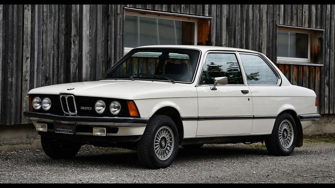 BMW 320/6 E21 (1977)