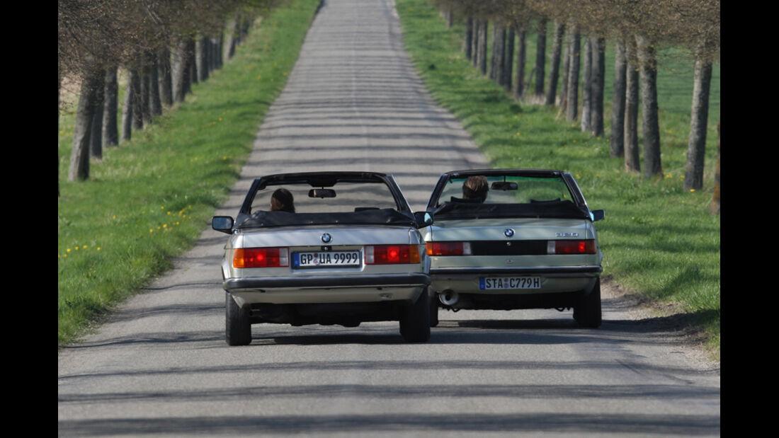 BMW 320 Baur Topcabriolet (TC1), BMW 320i Baur Topcabriolet (TC2)