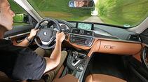 BMW 320 Gran Turismo, Cockpit, Lenkrad