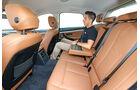 BMW 320 Gran Turismo, Fondsitz, Beinfreiheit