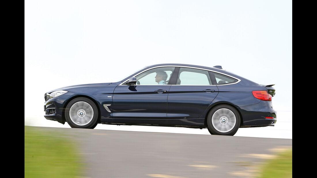 BMW 320 Gran Turismo, Seitenansicht