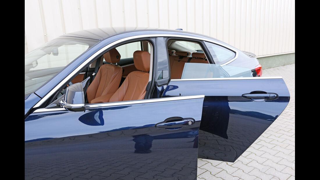 BMW 320 Gran Turismo, Seitentüren