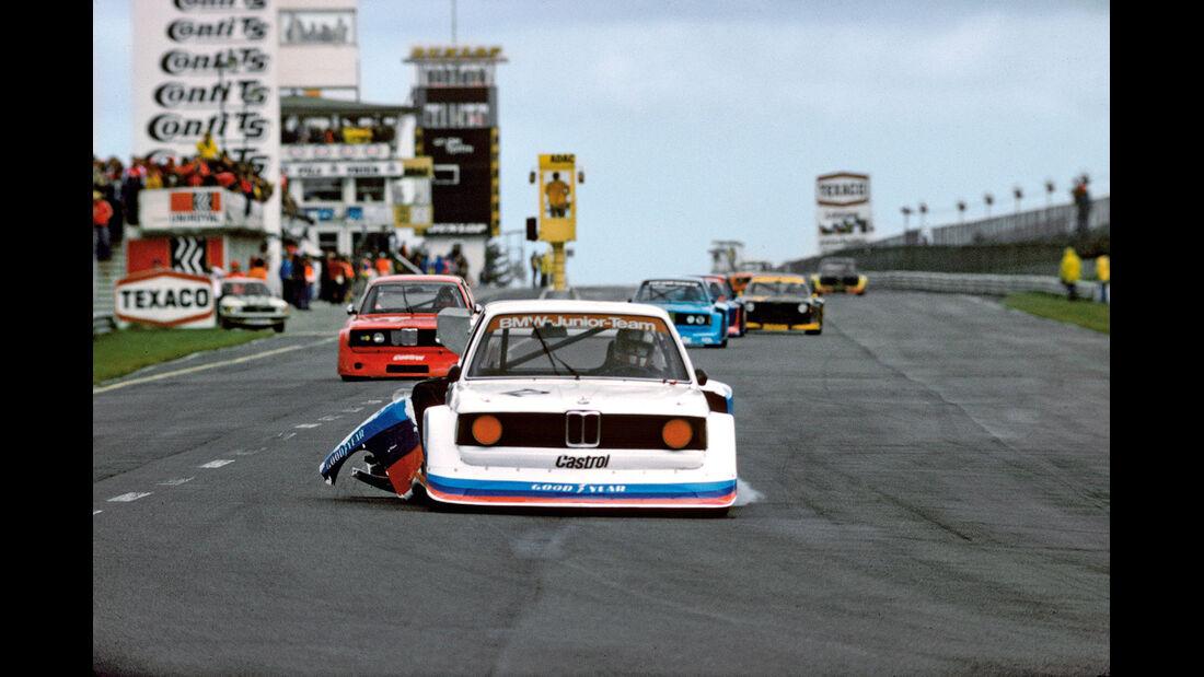BMW 320 Gruppe 5, Frontansicht