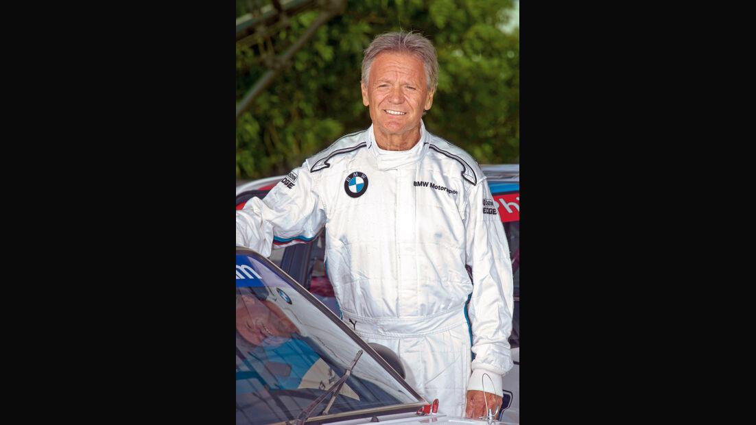 BMW 320 Gruppe 5, Marc Surer