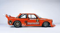 BMW 320 Turbo Gruppe 5, Seitenansicht