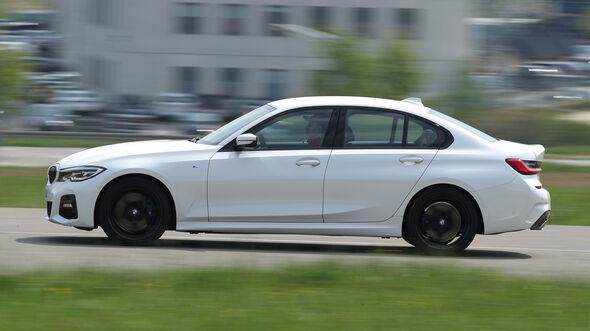 BMW 320 d, Exterieur