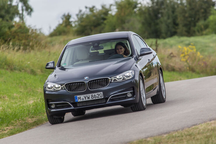 bmw 320d gt im test auto motor und sport. Black Bedroom Furniture Sets. Home Design Ideas
