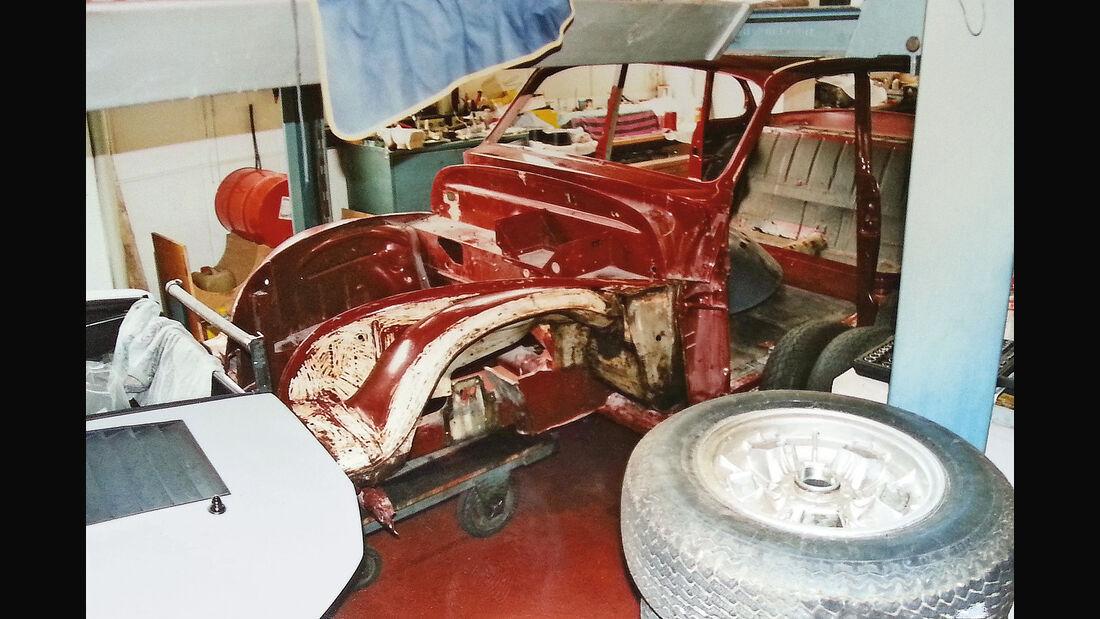 BMW 3200 S, Karosserie