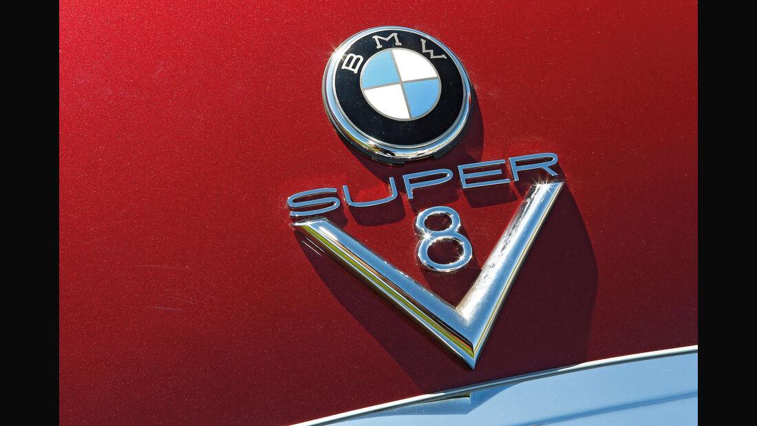 BMW 3200 S, Typenbezeichnung