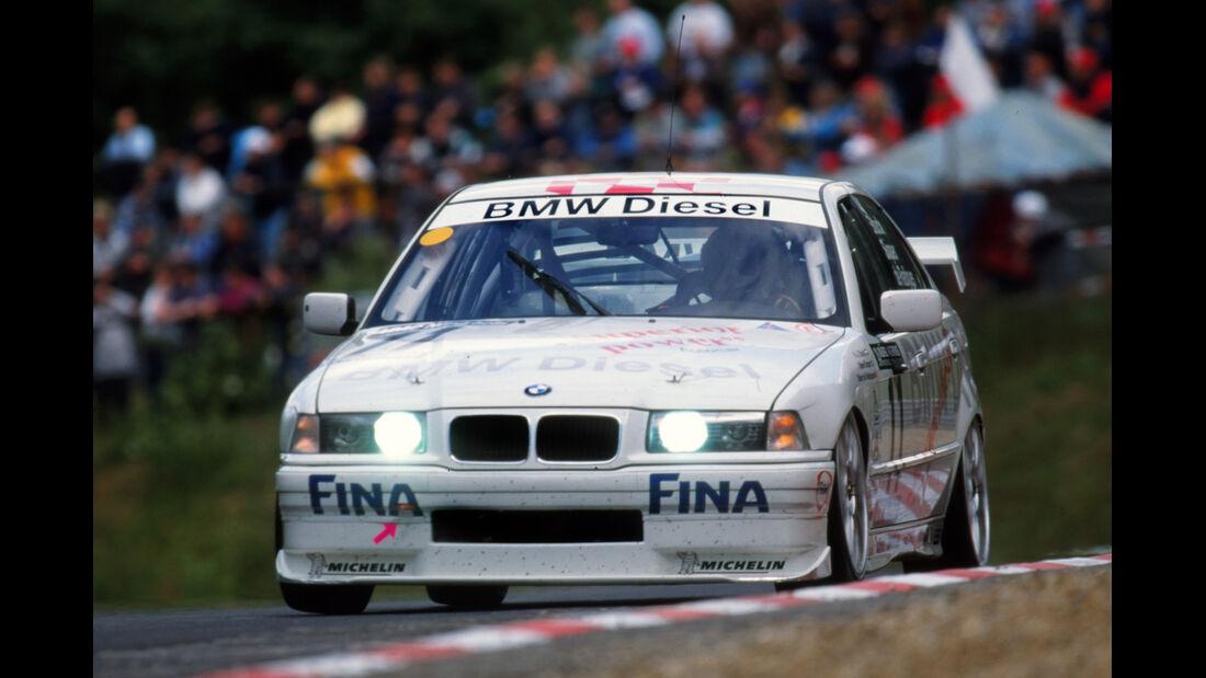 BMW 320d, 24h-Rennen Nürburgring 1998
