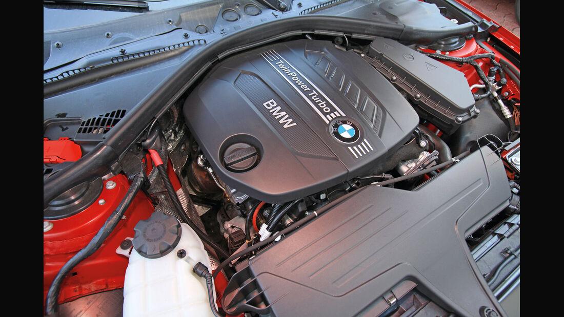 BMW 320d Automatik, Motor