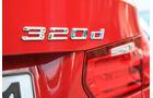 BMW 320d Automatik, Typenbezeichnung