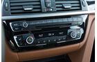 BMW 320d, Bedienelemente