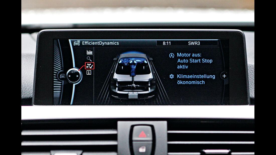 BMW 320d Efficient Dynamics Edition, Eco-Konfigurator