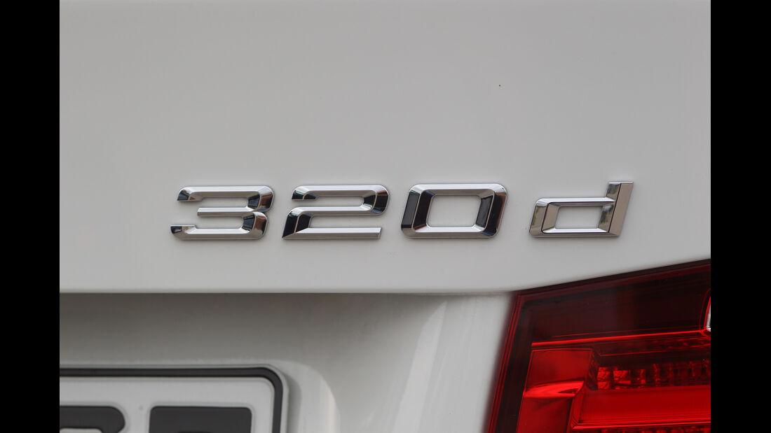 BMW 320d Efficient Dynamics Edition, Typenbezeichnung