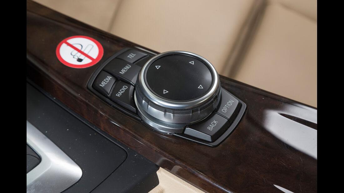 BMW 320d GT xDrive, Bedienelement