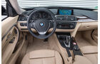 BMW 320d GT xDrive, Cockpit