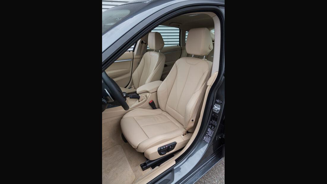 BMW 320d GT xDrive, Fahrersitz