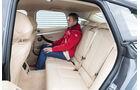 BMW 320d GT xDrive, Fondsitz, Beinfreiheit