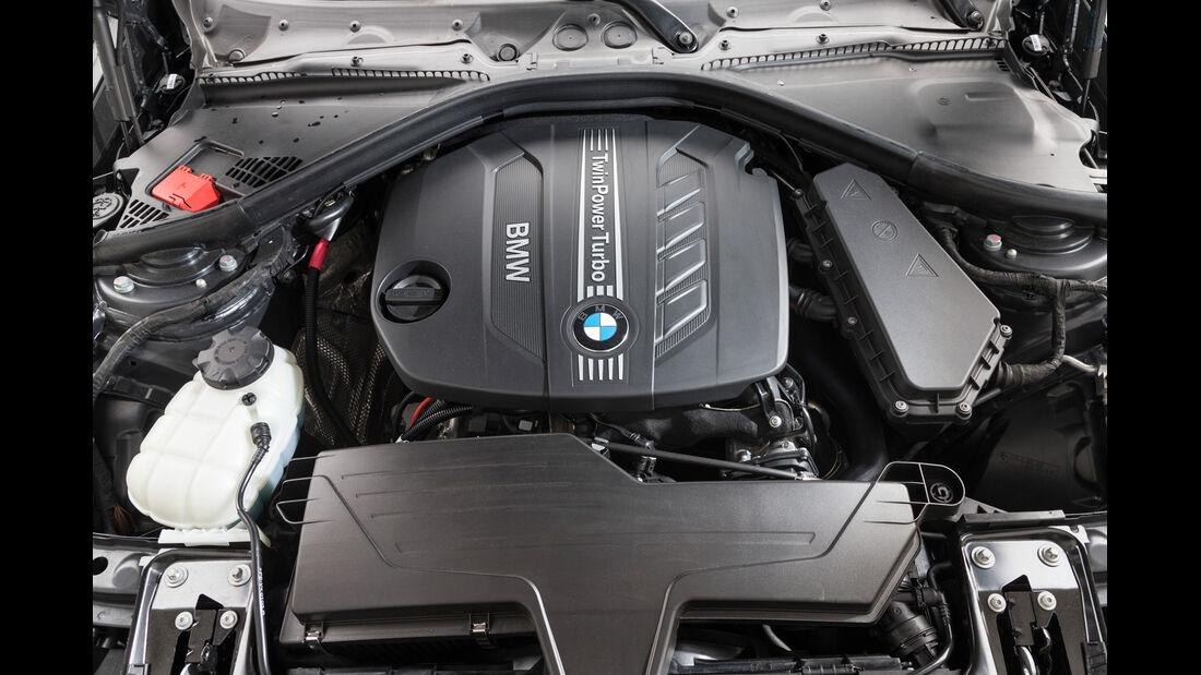 BMW 320d GT xDrive, Motor