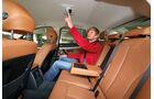 BMW 320d Gran Turismo, Fondsitz, Beinfreiheit
