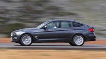 BMW 320d Gran Turismo, Seitenansicht