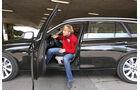 BMW 320d Gran Turismo,  Seitentür, Aussteigen