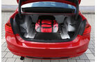 BMW 320d, Kofferraum