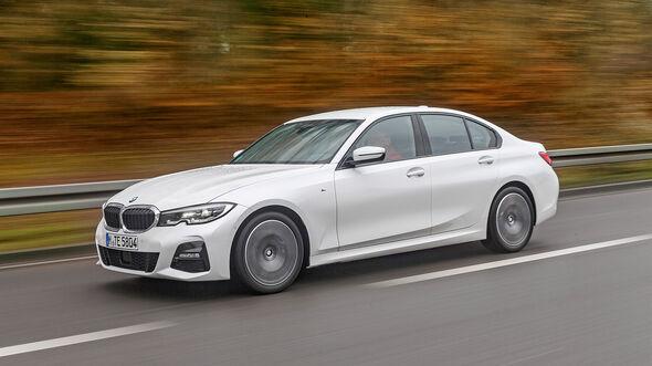 BMW 320d M SPORT, Exterieur
