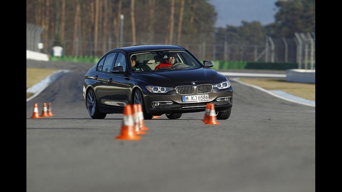 BMW 320d Modern Line