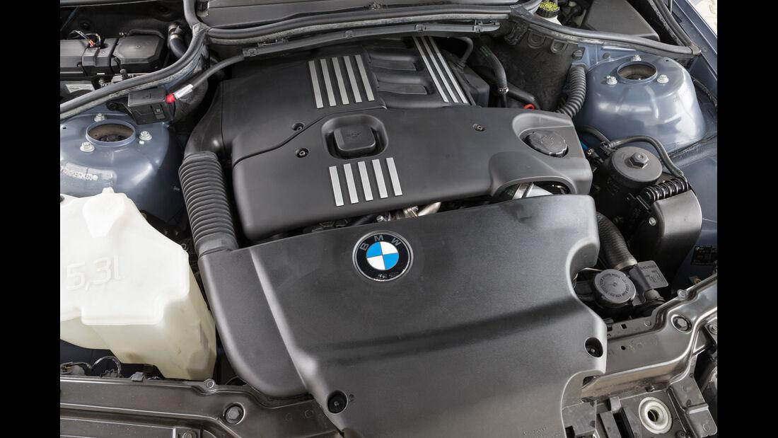 BMW 320d, Motor