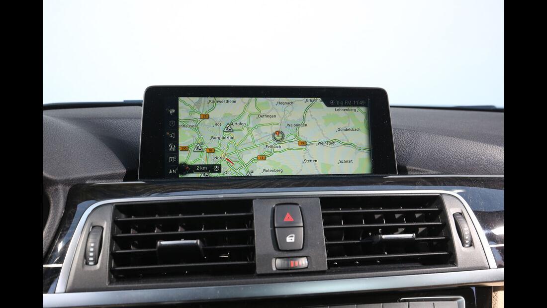 BMW 320d, Navi