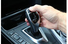 BMW 320d, Schalthebel